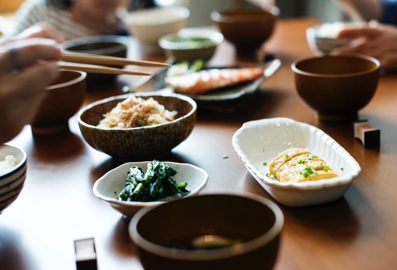 日本料理のマナーについて解説