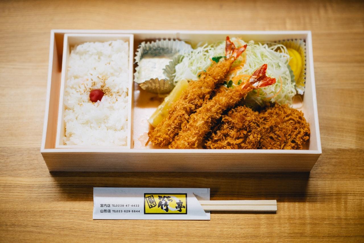 天ぷらについて紹介