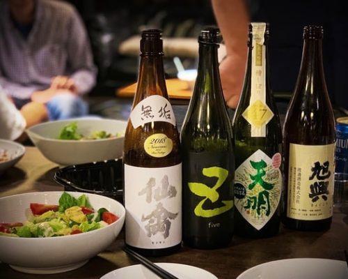 日本酒は種類が多くて選べない?日本酒の選び方について解説